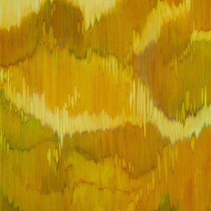 Bergschleier Ⅵ , 2018 | Oil on canvas | 150 × 130 cm