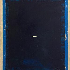 Seafarer, 2020   Oil on canvas   60 × 50 cm