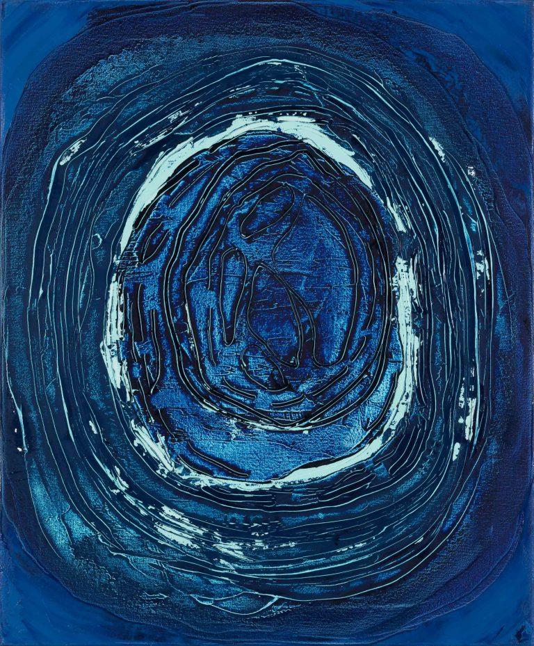 2017⎥ Oil on canvas⎥60 × 50 cm