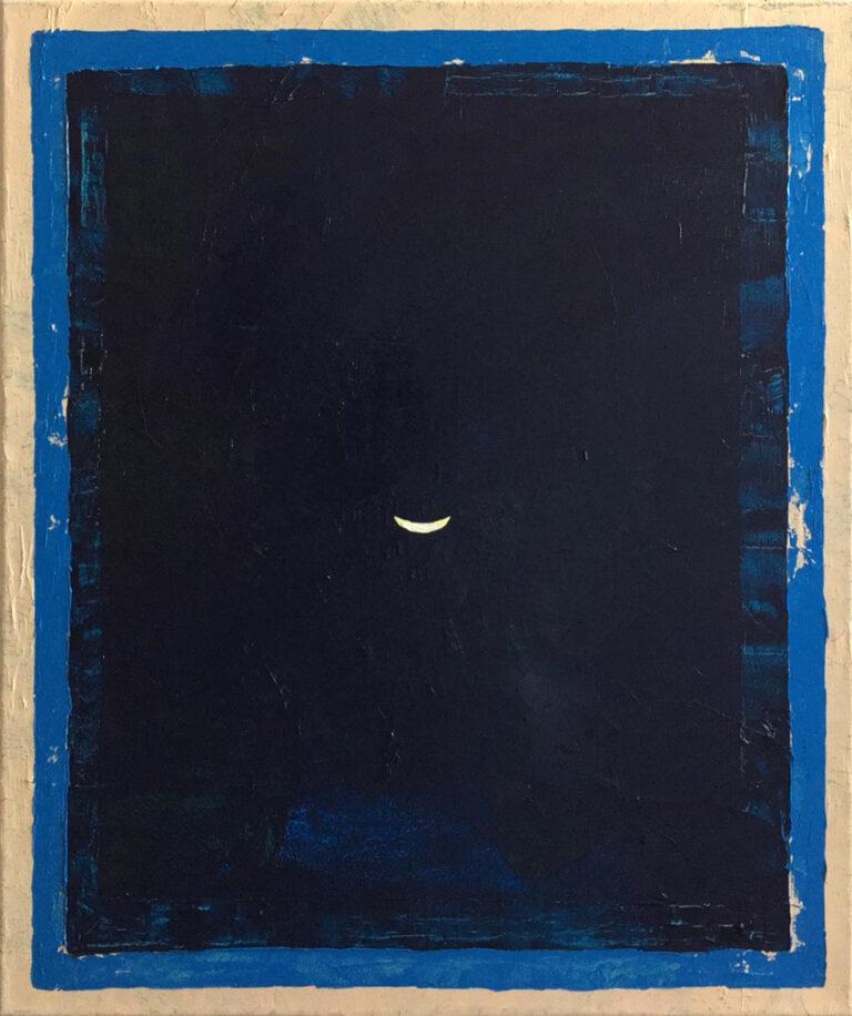 Seafarer, 2020 | Oil on canvas | 60 × 50 cm